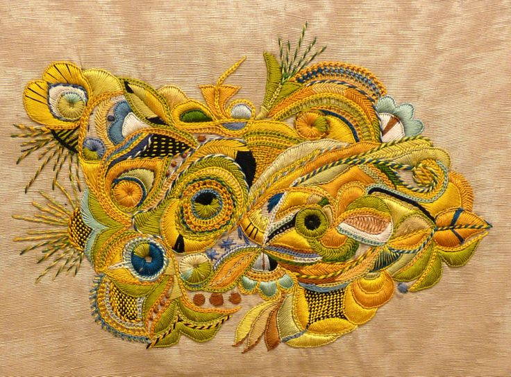 ♒ Enchanting Embroidery ♒ Pascal Jaouen