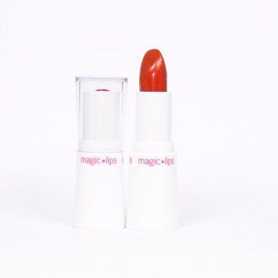 Deze koperkleurige natuurlijke lippenstift kleurt op je lippen naar een fantastische abrikoos kleur en blijft 8 tot 12 uur lang zitten. Houdt je lippen zacht en