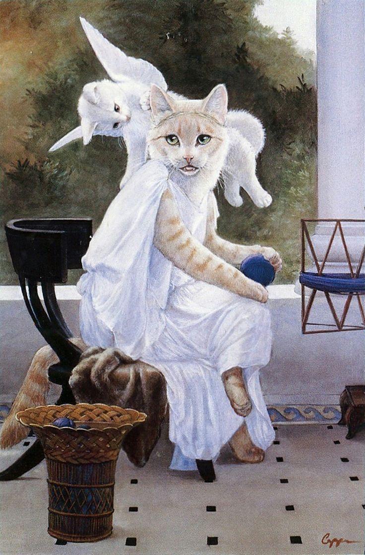 """Work Interrupted (William Adolphe Bouguereau)"" par Melinda Copper"