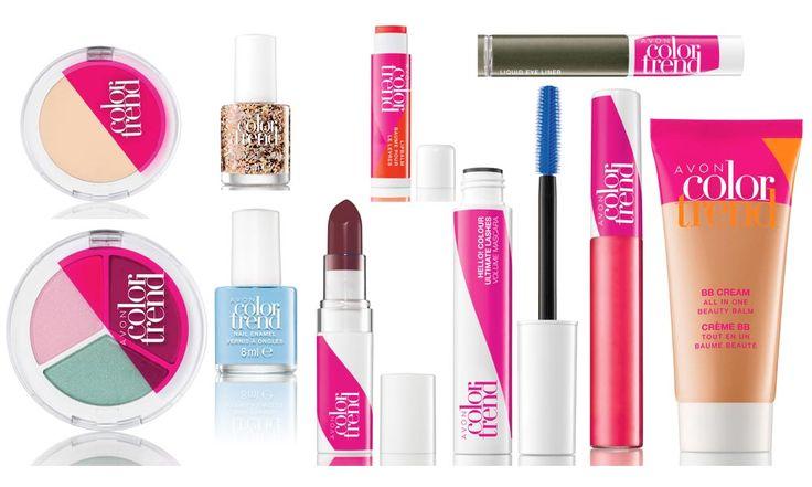 Avon Color Trend 2017: tutti i nuovi prodotti - https://www.beautydea.it/avon-color-trend-prodotti/ - Avon rivisita la linea Color Trend e la rende perfetta per questa estate colorata all'insegna dell'energia e della vitalità!