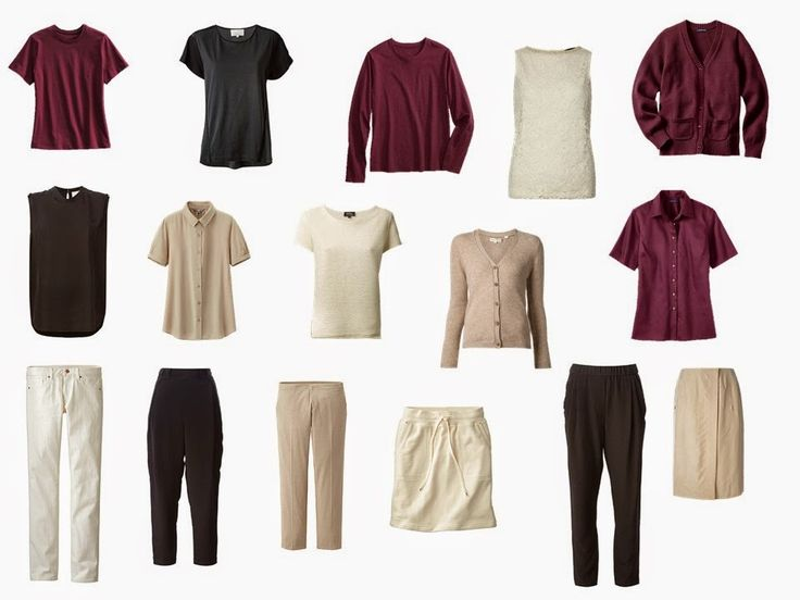 The Vivienne Files: Black, Beige, Marsala and Natural - A Four by Four, Whatever's Clean Wardrobe