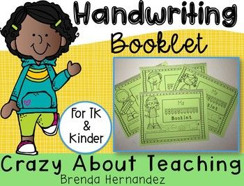 This is a 14 page book to practice handwriting skills for students in PRE-K, Kinder, and some 1st graders struggling with their writing skills. Students practice how to trace and draw: straight lines (going down and across), diagonal lines (from left to right and right to left),