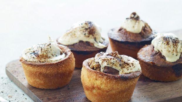 Muffins med lakrids | Femina