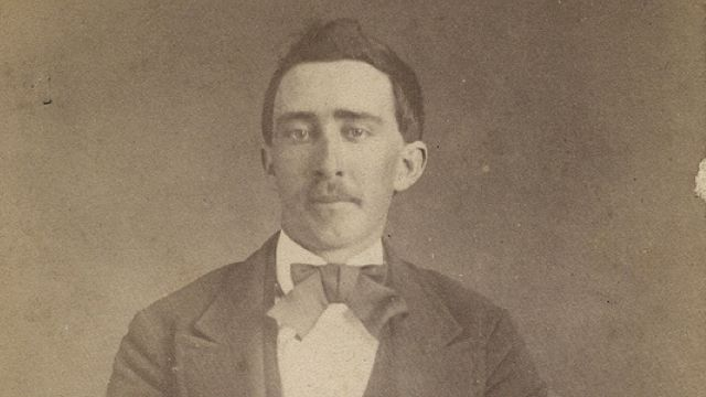 Was Nicolas Cage a vampire during the Civil War? This $1,000,000 photograph holds the answers...