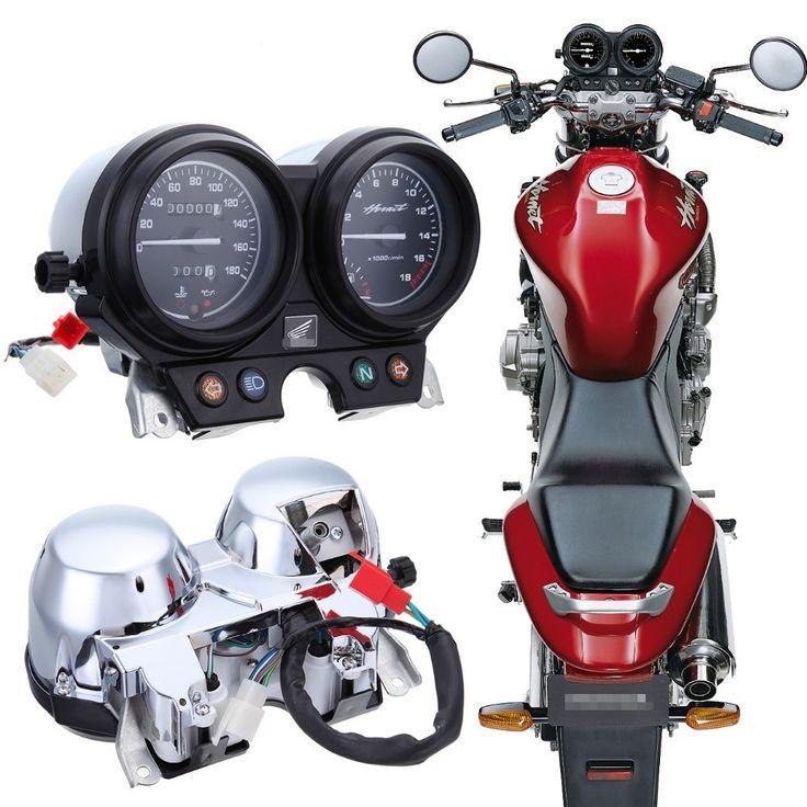 94.38$  Buy here - Motorcycle Speedometer Tachometer kilometer Gauges Kits For Honda Hornet 600 2000 - 2006 2001 2002 2003 2004 2005 + 1 Sticker  #magazine