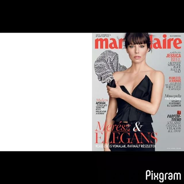 Reggeli ízelítő a friss lapszámunkból. #musthave #marieclairehun #beautyextra #marieclairebeauty #goodmorning #morning #jessicabiel #cover #covergirl #new #fresh  via MARIE CLAIRE HUNGARY MAGAZINE OFFICIAL INSTAGRAM - Celebrity  Fashion  Haute Couture  Advertising  Culture  Beauty  Editorial Photography  Magazine Covers  Supermodels  Runway Models