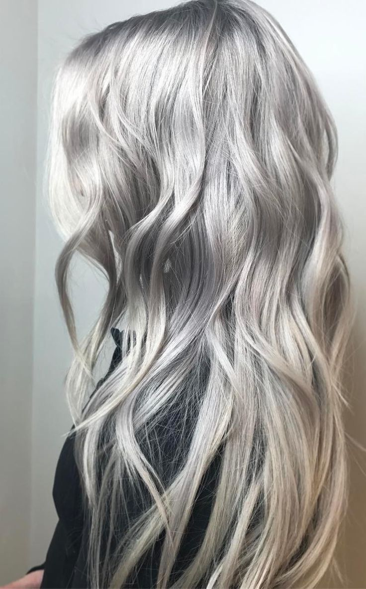 Aveda Silver Hair Colors | 1000 ideas about lilac hair on ...