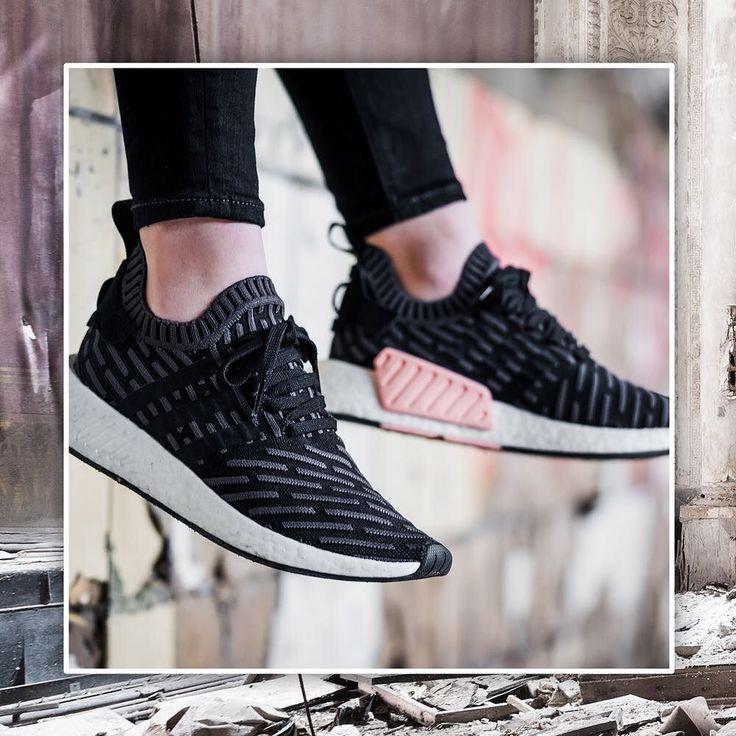 11 Adidas x Nmd R2 Pk Primeknit x Olive On Feet