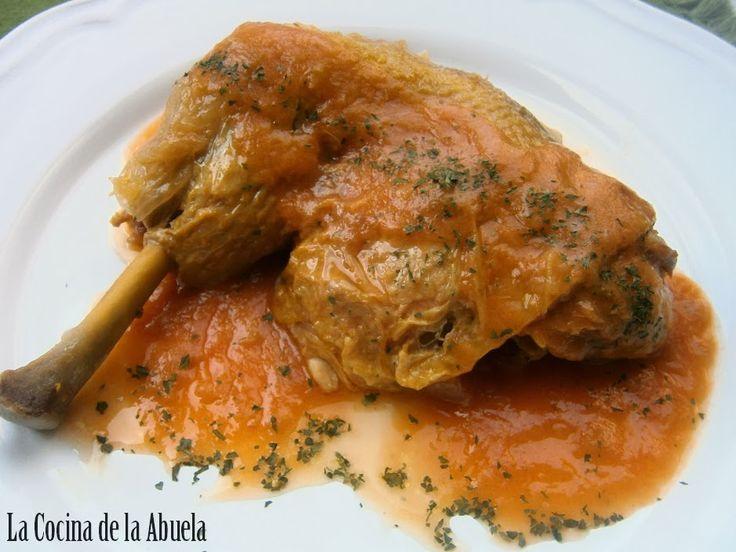 Pitu de Caleya - Pollo de Corral.