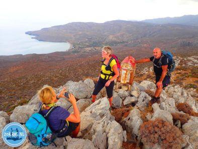 Wandelvakantie in Oost-Kreta