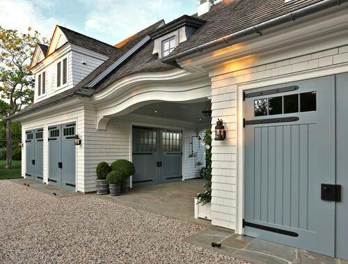 74 best detached garage porte cochere images on for Garage automobile 74
