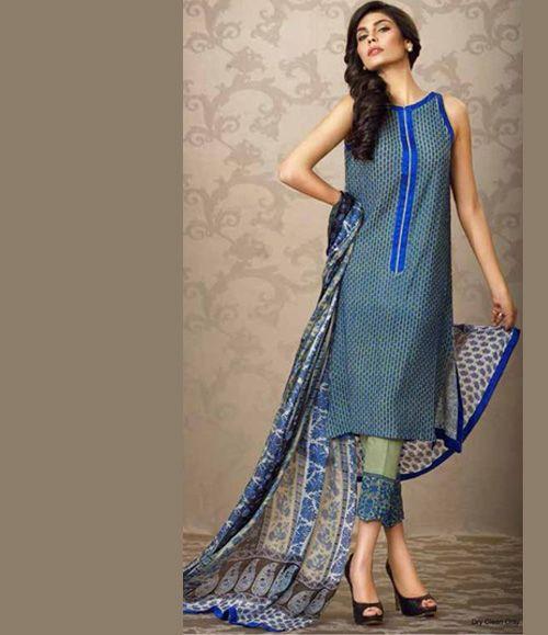 Sobia Nazir Silk Chiffon Collection 10