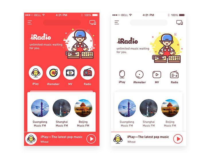 app-radio/nNew way to discover Dribbble shots - Shot Bucket: https://itunes.apple.com/ua/app/id991758147