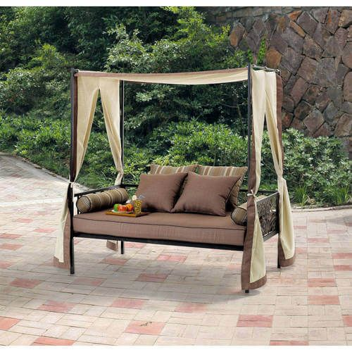 Outdoor Day Bed Canopy Patio Garden Pool Yard Outdoor Home Furniture NEW #1