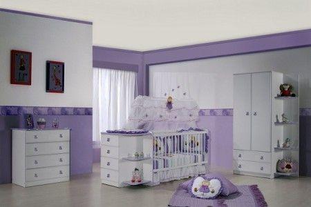Decoração de Quarto de Bebês