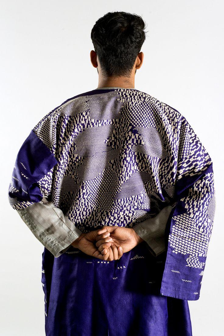 swati kalsi hand embroidered firan