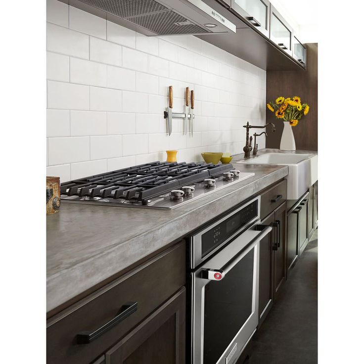 shop kitchenaid convection single electric wall oven stainless steel common