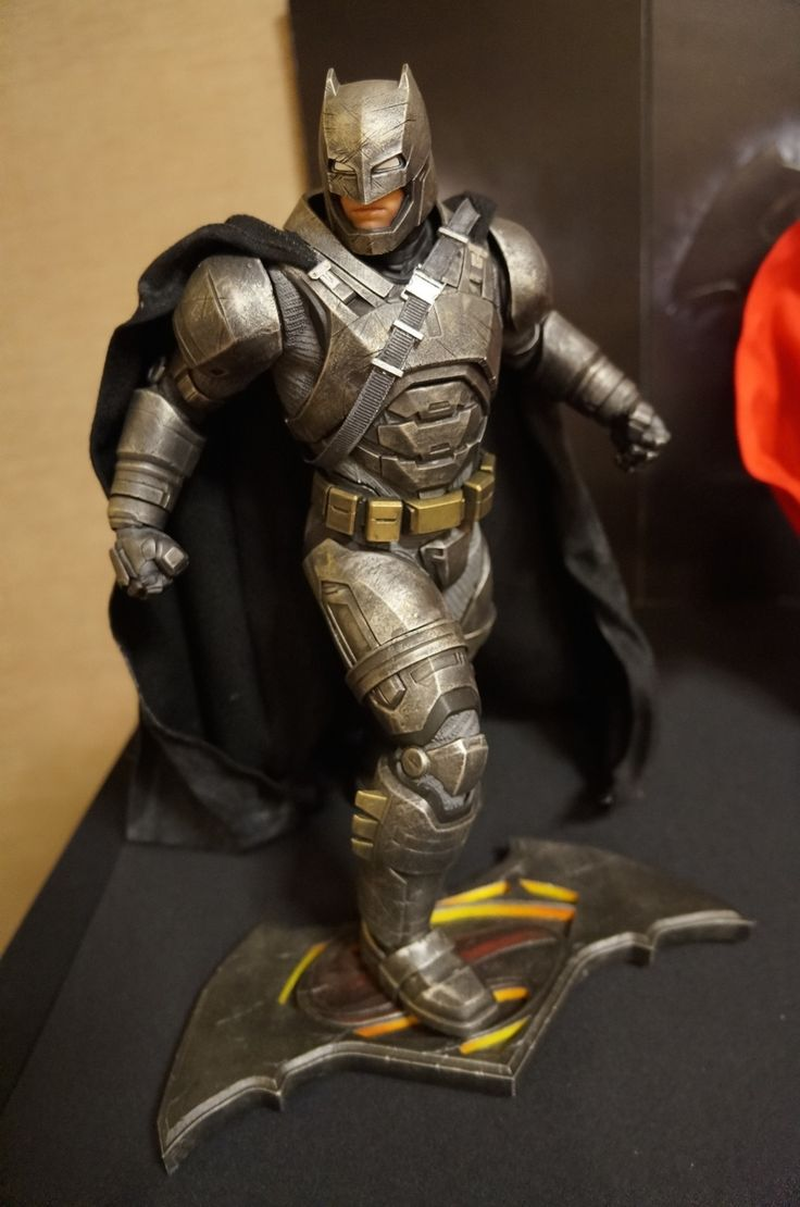 SDCC 2015: DC Collectibles - Comic Vine   #batmanvsuperman   #kurttasche  #successwithkurt
