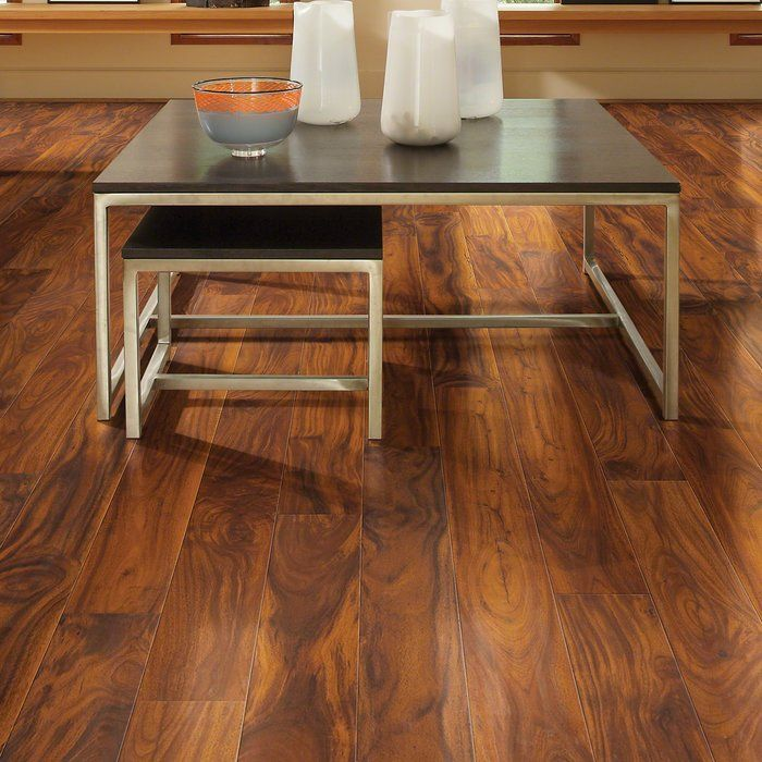 Promenade 5 X 48 X 10mm Laminate Flooring Home Gym Decor Flooring Basement Remodeling