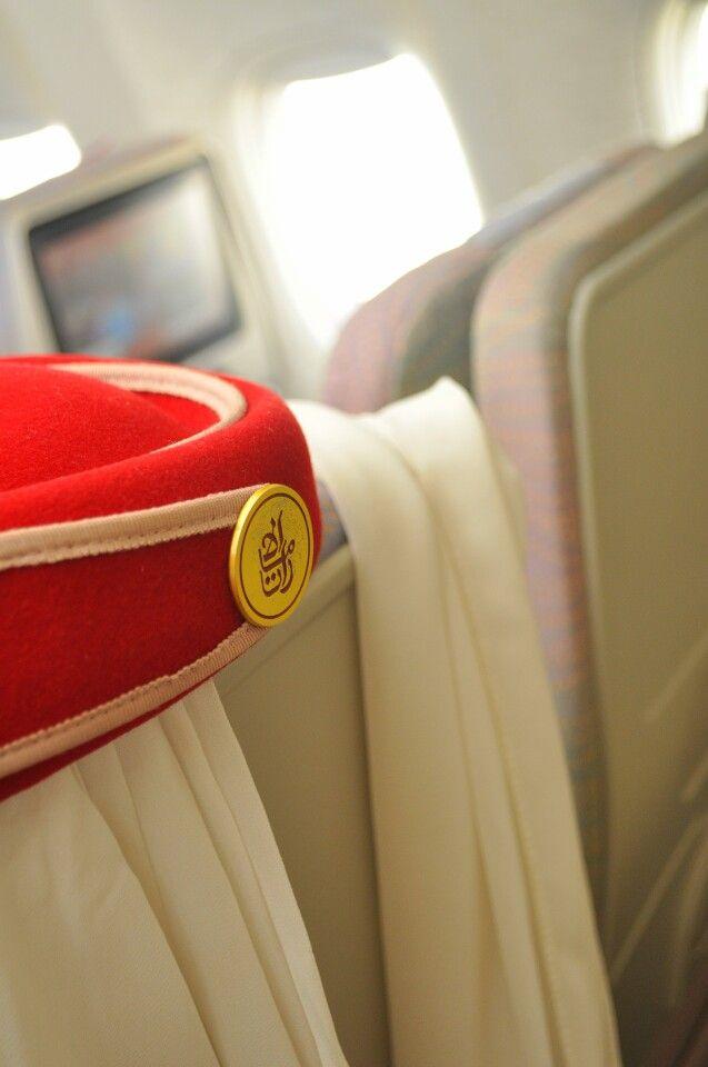 Emirates crew hat | Flight Attendant