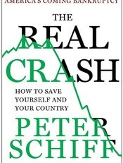 The Real Crash by Peter Schiff. Get Investment advice from the man who predicted the economic collapse, Peter Schiff.