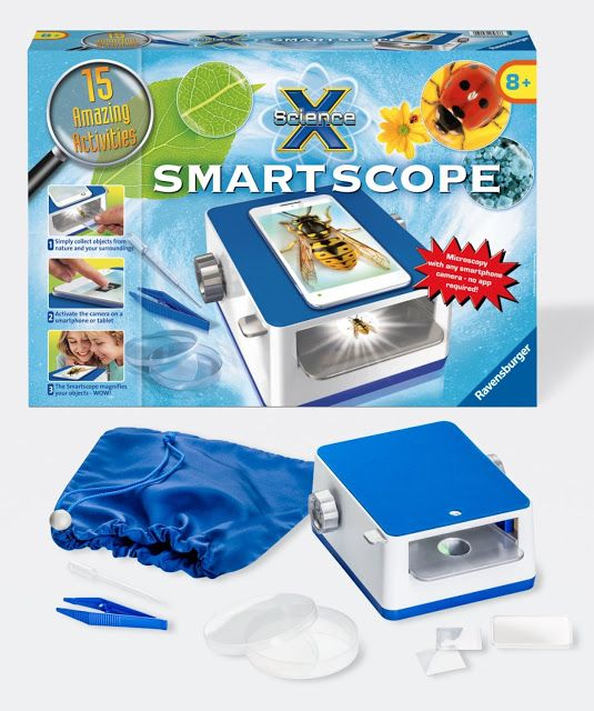 Science X Smartscope from Ravensburger