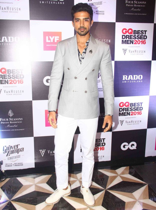 Saqib Saleem | ATTENTION, All Men: 12 Of The Most Dapper Guys At GQ Best Dressed Men 2016 You Can Take Style Cues From