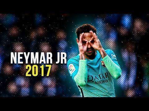 Best Football Videos: The best football videos - Neymar Jr 2017 Skills S...