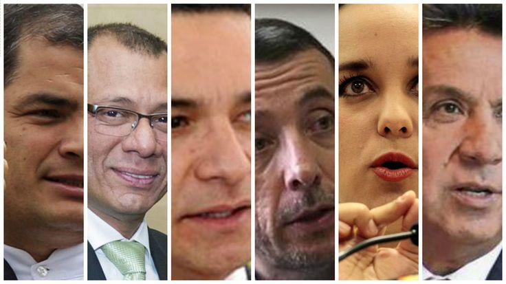 El Fiscal General Carlos Baca Mancheno pidió al juez Miguel Jurado, de la Corte Nacional de Justicia, prisión preventiva para el vicepresidente Jorge Glas debido al riesgo que existe de que fugue del país.