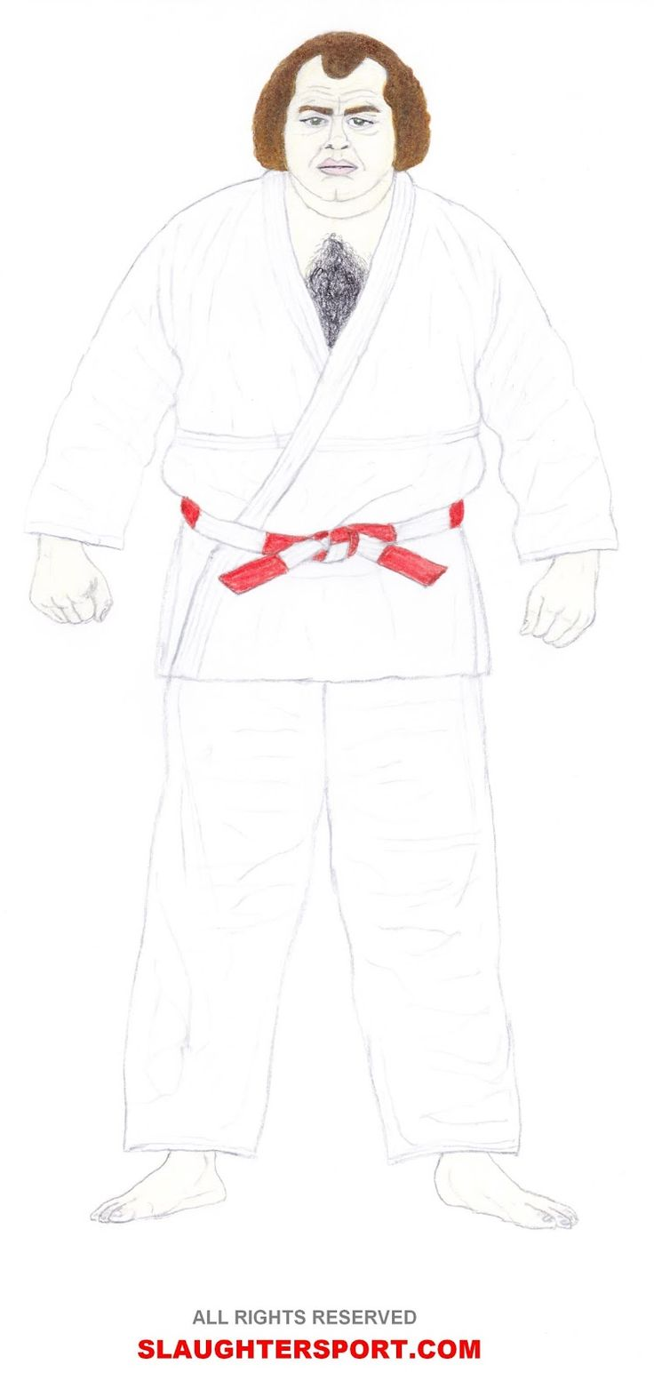 STRENGTH FIGHTER™: Judo Olympic Gold medalist