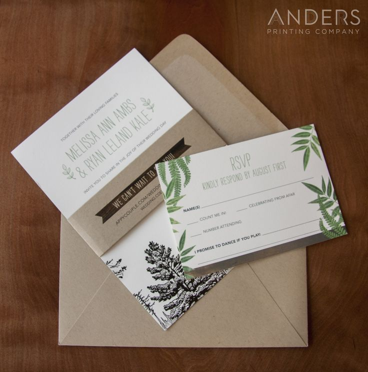 15 best Wedding Invitations images on Pinterest | Printing, Printed ...
