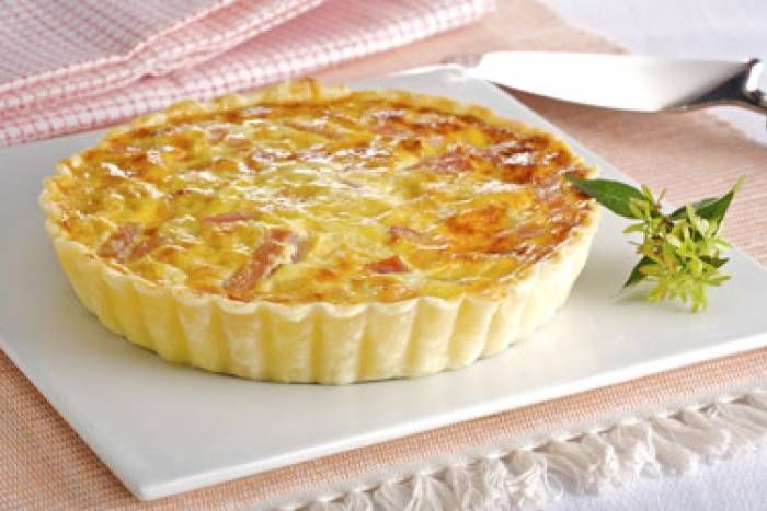 Quiche de quesos thermomix