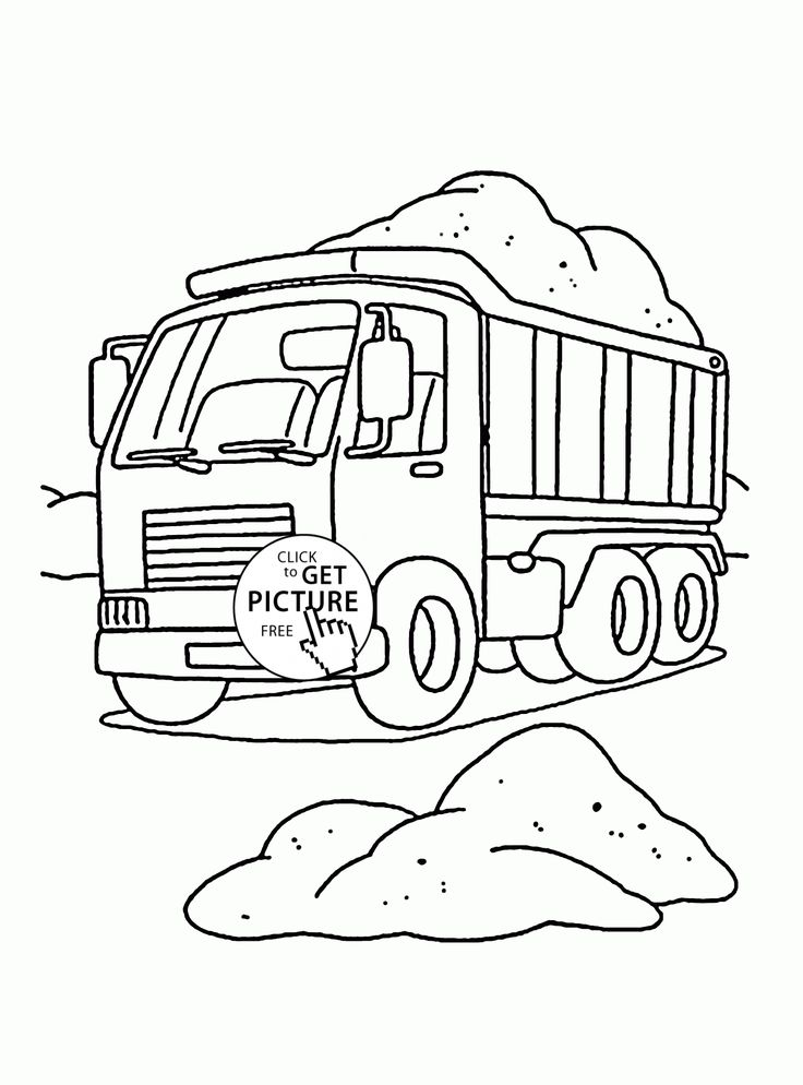 341 Best Images About Transportation Coloring Pages On