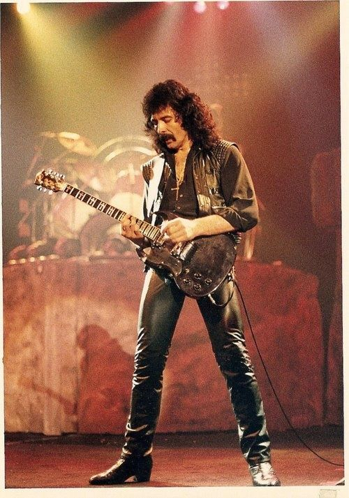 Tony Iommi - Black Sabbath