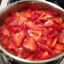 Relleno de fresa para pastel @ allrecipes.com.mx
