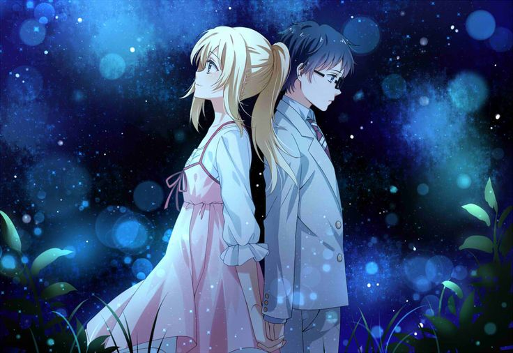 Your Lie in April - thetangles: > HaneRu   四月は君の嘘 >>...