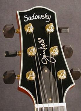 Guitar Luthier, Roger Sadowsky