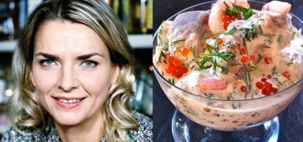 Швеция на столе. №3 Skaldjurssill от Monika Ahlberg #Sweden #recipes #gastronomy