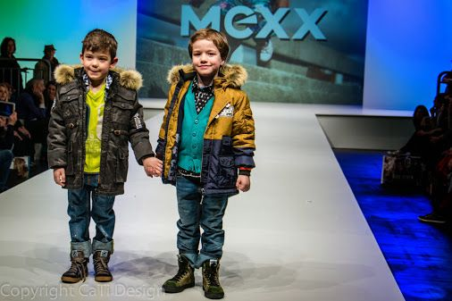 Mexx Winter Kollektion. Kindermode, Kinderfashion, Kinderkleidung