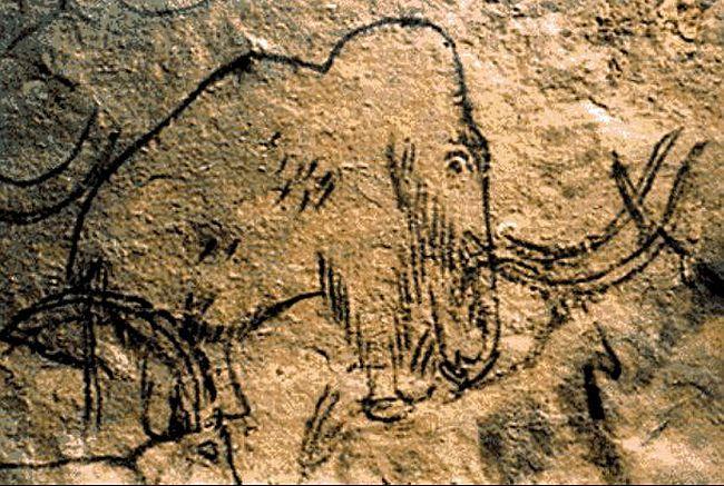 Mammouth - Grotte de Rouffignac