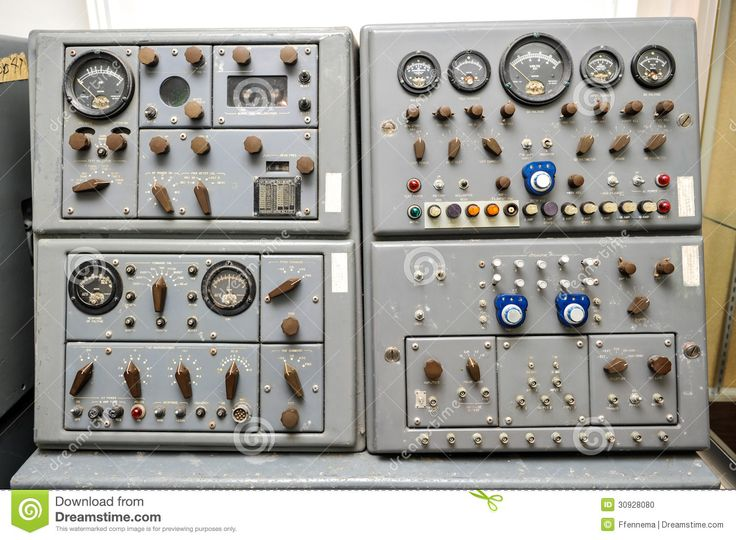 old-nike-missile-control-panel-dials-lights-switches-knobs-speaker-30928080.jpg (1300×955)