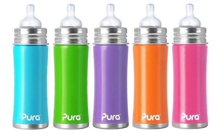 Stoffwindelcompany - Purakiki Babyflasche 325 ml plastikfrei