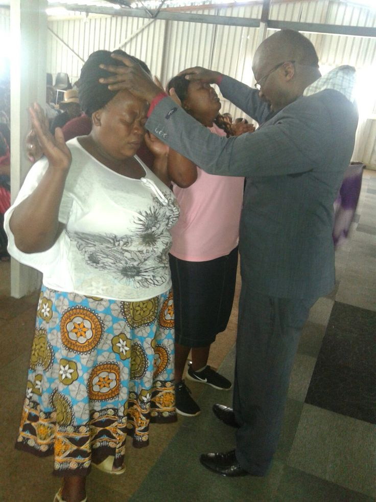 Bishop M Ndakana  Touching Lives in Jesus's name