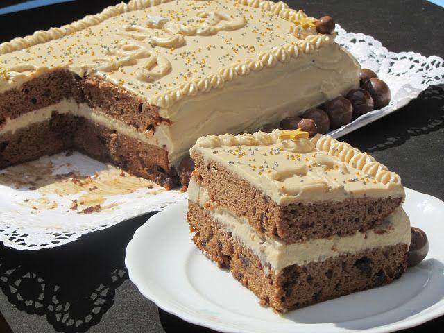 Tarta mousse de Baylis Ana Sevilla cocina tradicional