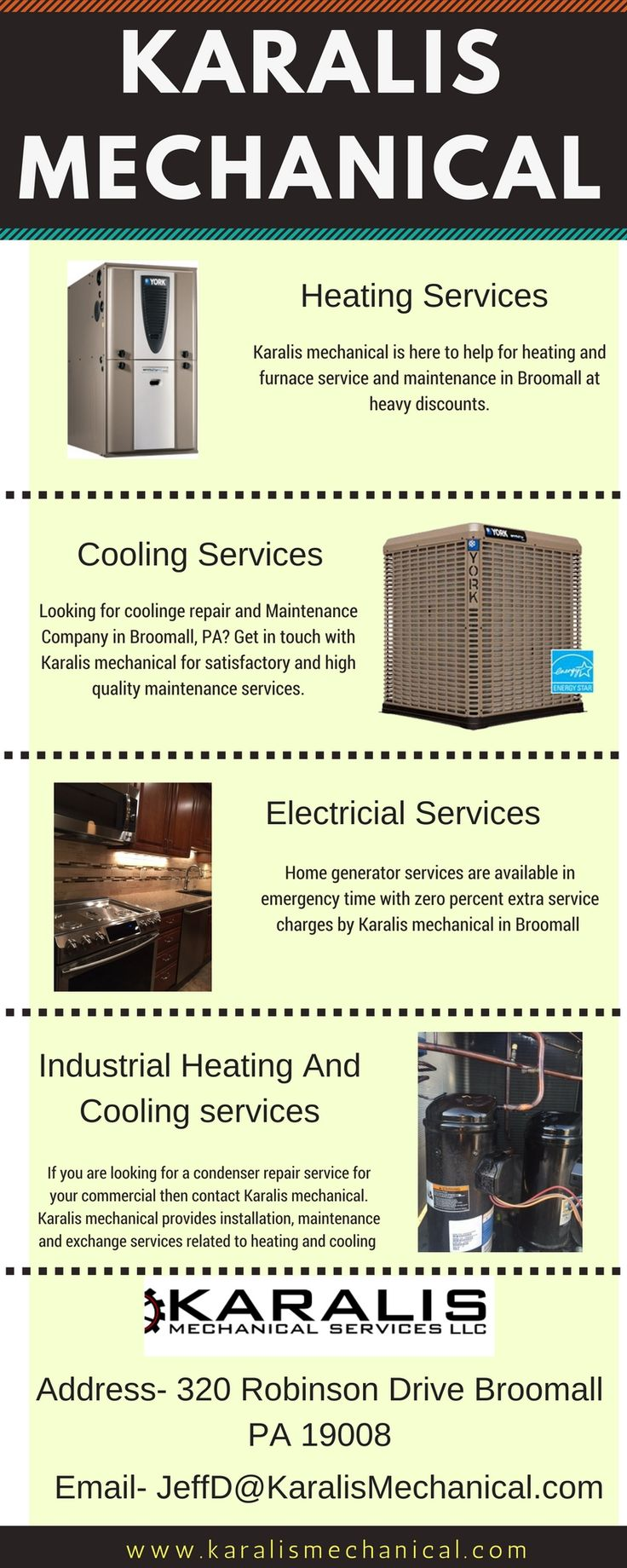Electric Heating Services Furnace Repair Generator Installation