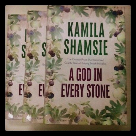 Kamila Shamsie's A God in Every Stone is on the bestselling lists everywhere across the country!