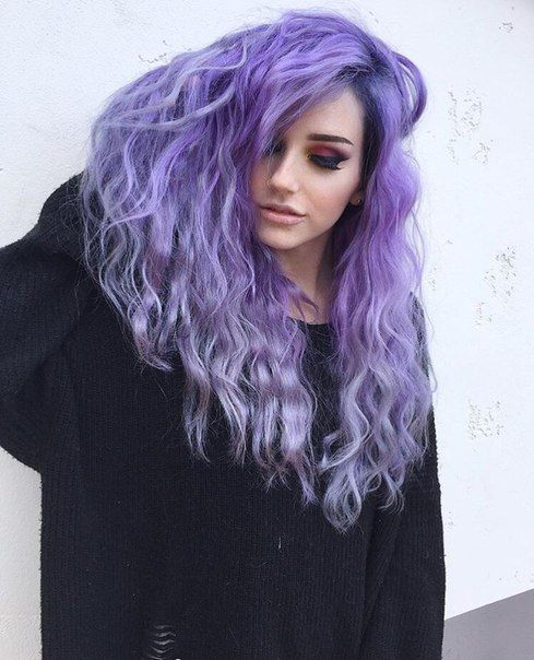 33 Gorgeous Lavender Hairs Every Need To Try Once P R E T Y H A I Pinterest Hair Colors And