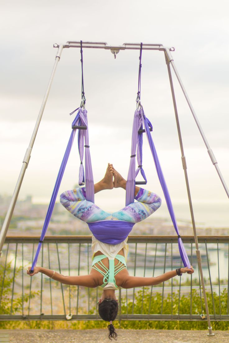 TRY for $1: Instant Inversion Therapy with the Yoga Trapeze! Back Pain Gone in Just  7 Minutes Upside-Down. Instant Inversion Therapy – Deeper Yoga Back Bends  Powerful Core & Upper Body Strengthening #inversion