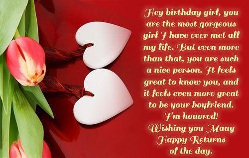 Birthday Wishes for Girlfriend #girlfriendbirthday #girlfriendbirthdaygifts