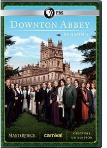 Downton Abbey: Season 4     (3PC, Boxed Set)